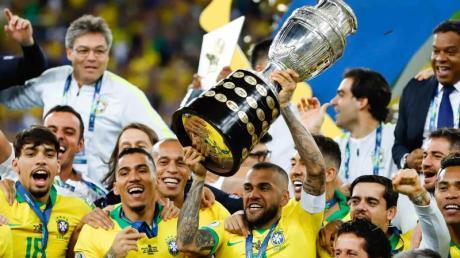 Die Copa América wird in das kommende Jahr verlegt.