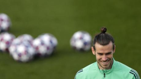 Soll Real Madrid verlassen: Gareth Bale.