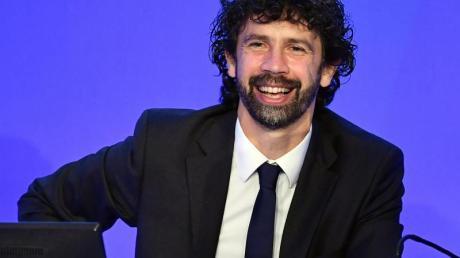 Präsident der Spielervereinigung Italiens: Damiano Tommasi.