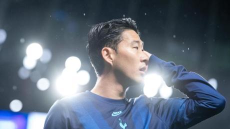 Heung-Min Son steht bei Tottenham Hotspur unter Vertrag.