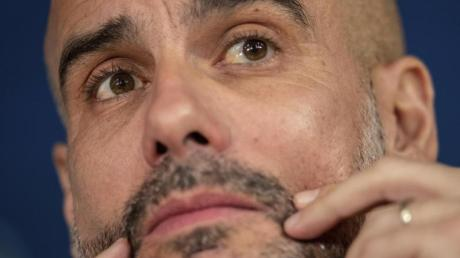Trauert um seine Mutter: ManCity-Coach Pep Guardiola.