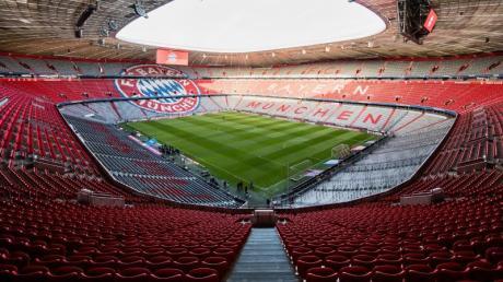 Die Allianz Arena in München soll als EM-Spielstätte dienen.