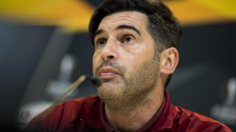 Paulo Fonseca ist der Chefcoach der AS Rom.