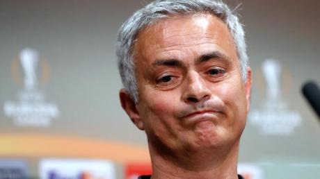 Trainiert inzwischen Tottenham Hotspur: José Mourinho.