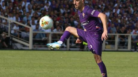Franck Ribéry spielt jetzt für AC Florenz.