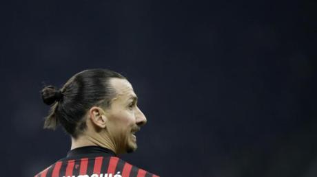 Zlatan Ibrahimovic zollte der Bundesliga für den Re-Start Respekt.