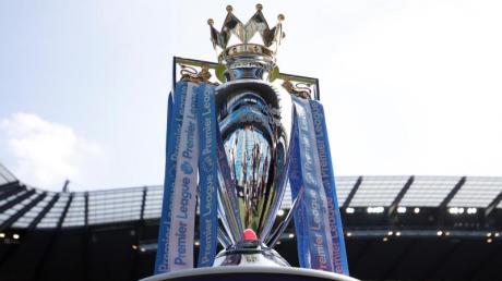 Auch in der Premier League soll der Ball bald wieder rollen.