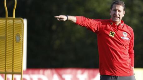 Franco Foda bleibt Trainer der österreichischen Fußball-Nationalmannschaft.
