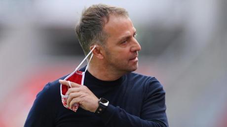 Bayern-Trainer Hansi Flick will mit seinem Team auch den Champions-League-Tiel holen.