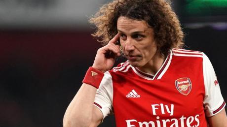 Bleibt ein weiteres Jahr beim FC Arsenal: David Luiz.