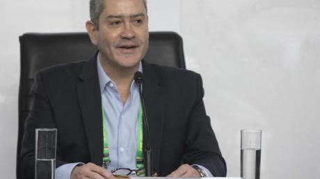 Hatte die Termine für die Wiederaufnahme der brasilianischen Meisterschaft vorgeschlagen: Rogerio Caboclo, Präsident des Brasilianischen Fußballverbandes.