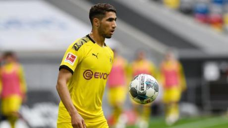 Spielte letzte Saison noch beim BVB: Achraf Hakimi.