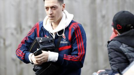 Spielt derzeit beim FC Arsenal keine große Rolle: Mesut Özil.
