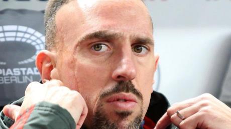 Wurde an seinem Wohnort Florenz Opfer eine Einbruchs: Franck Ribéry.