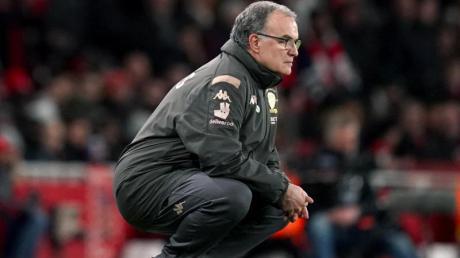 Kehrt mit Leeds United in die Premier League zurück: Trainer Marcelo Bielsa.
