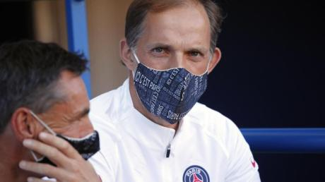 Hat mit PSG noch die Chance auf zwei weitere Titel: Trainer Thomas Tuchel.
