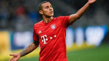 Thiago wird den FC Bayern nach dem Champions-League-Turnier wohl in Richtung England verlassen.
