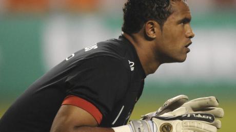 Wurde wegen Mordes zu 20 Jahren Gefängnis verurteilt:Bruno Fernandes.