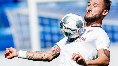 Hat seine Infektion mit dem Coronavirus auf Twitter öffentlich gemacht: Nemanja Gudelj vom FC Sevilla.