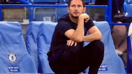 Frank Lampard plant nach dem ersten Jahr als Chelsea-Trainer den Umbruch.