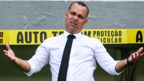 Trainer Rafael Dudamel hat noch Gehaltsforderungen an den Club Atlético Mineiro.
