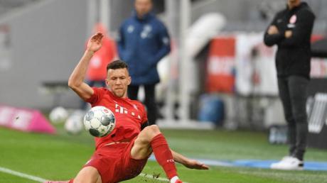 Im Achtelfinal-Rückspiel der Champions League startet Ivan Perisic in der Startelf.