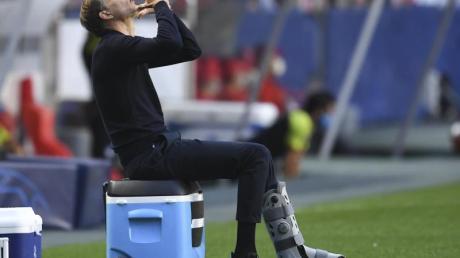 Auch PSG-Trainer Thomas Tuchel hat das Halbfinale der Champions League erreicht.