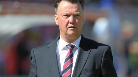Könnte erneut niederländischer Nationaltrainer werden: Ex-Bayern-Coach Louis van Gaal.