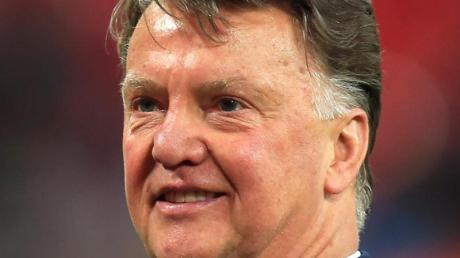 Hatte eigentlich seine Karriere als Fußball-Trainer schon beendet: Louis van Gaal.