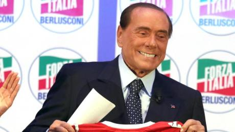 Silvio Berlusconi will mit dem AC Monza zurück in die Serie A.