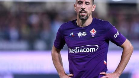 Muss mit dem ACFlorenz in Quarantäne: Franck Ribéry.