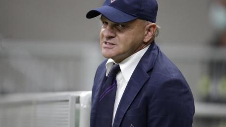 Giuseppe Iachini ist der Cheftrainer von AC Florenz.