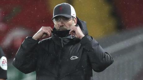Hängt mit dem FC Liverpool derzeit etwas durch: Trainer Jürgen Klopp.