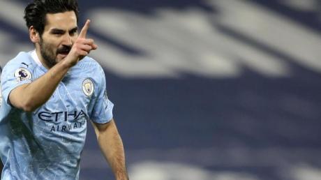 Ilkay Gündogan kann sich sein Karriereende bei Manchester City vorstellen.