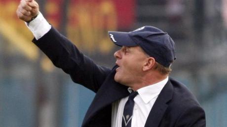 Ist wieder Trainer von AC Florenz: Beppe Iachini.