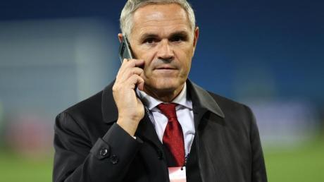 Pierluigi Tami, Direktor der Schweizer Nationalmannschaft.