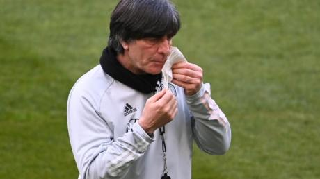 Bestreitet mit dem DFB-Team ein EM-Test gegen Dänemark: Bundestrainer Joachim Löw.