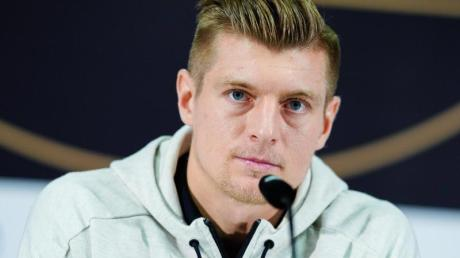 Übt harte Kritik an WM-Gastgeber Katar: Toni Kroos.