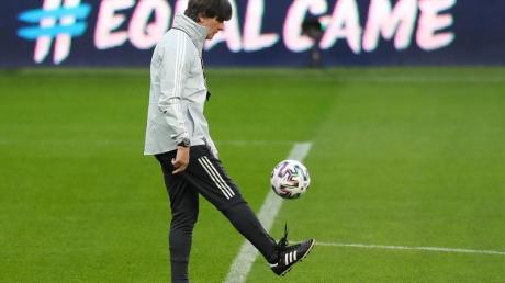 Muss bis zum 1. Juni seinen EM-Kader benennen: Bundestrainer Joachim Löw.