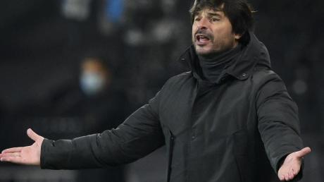 Ist nicht mehr Trainer des FC Basel: Ciriaco Sforza.