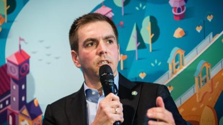 Philipp Lahm, EM-Botschafter von München.