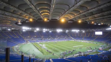 Vier Spiele der EM können in Rom ausgetragen werden.