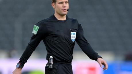 Wurde von der UEFA für die EM nominiert: Felix Brych.