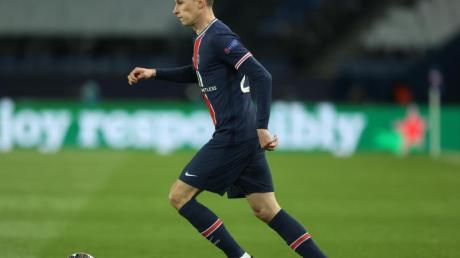 Kann mit PSG weiter auf drei Titel hoffen: Julian Draxler.