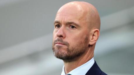 Steht mit Ajax Amsterdam kurz vor der Meisterschaft: Erik TenHag.