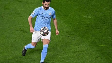 Ilkay Gündogan will mit Manchester City die Champions League gewinnen.