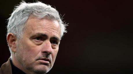 Übernimmt die AS Rom: Trainer Jose Mourinho.