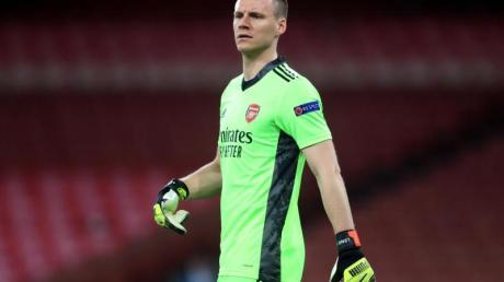 Arsenal-Torhüter Leno hofft auf einen Platz im deutschen EM-Kader.