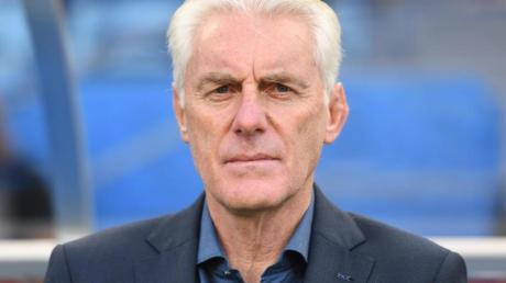 Südafrikas neuer Cheftrainer: Der Belgier Hugo Broos.