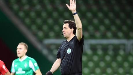 Schiedsrichter Manuel Gräfe wird Experte im TV.